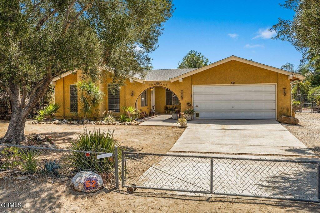 Photo of 52 Grapevine Road, Oak View, CA 93022 (MLS # V1-7403)