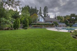 Photo of 4140 Chevy Chase Drive, La Canada Flintridge, CA 91011 (MLS # 819002404)