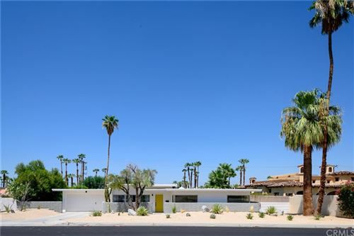 Photo of 73456 Joshua Tree Street, Palm Desert, CA 92260 (MLS # PW21166404)