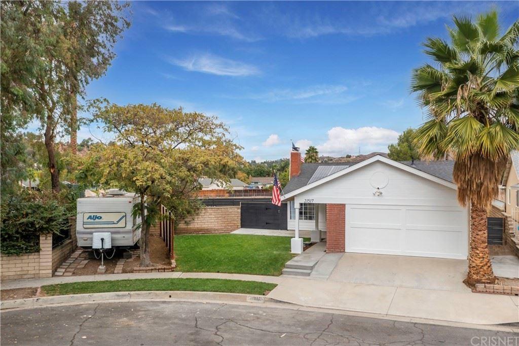 21517 Rosedell Drive, Santa Clarita, CA 91350 - MLS#: SR21221404