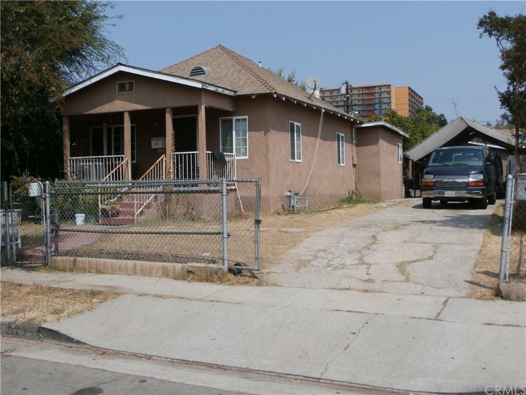 Photo of 4041 Fisher Street, East Los Angeles, CA 90063 (MLS # DW21229405)