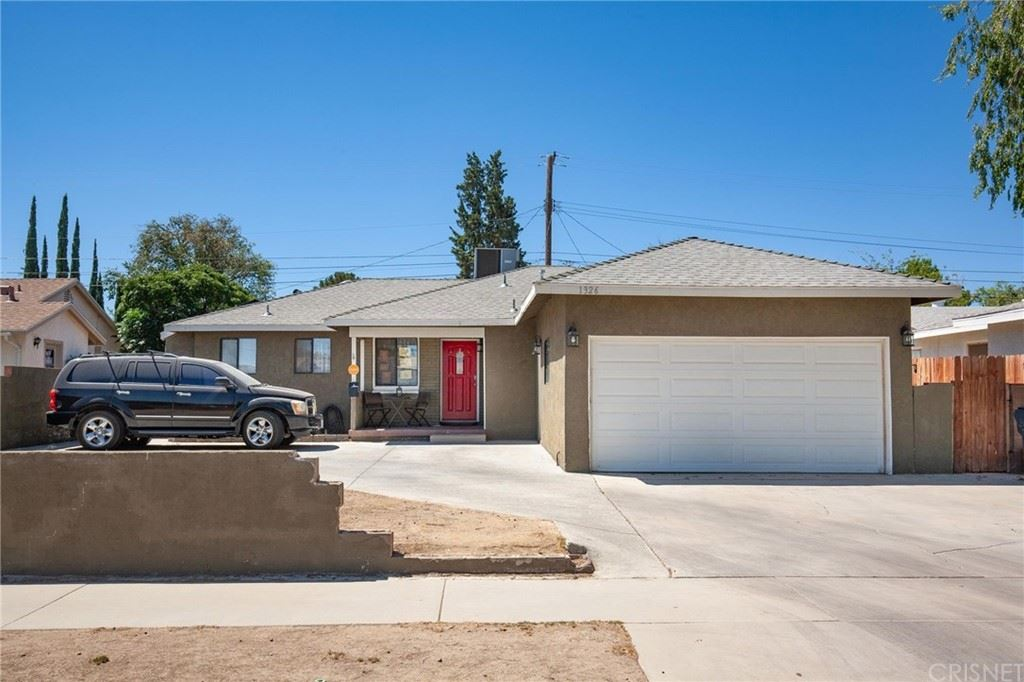 1326 Boyden Avenue, Lancaster, CA 93534 - MLS#: SR21197405