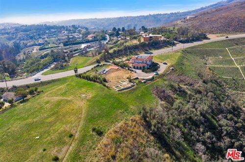 Photo of 5630 Villa Mar Place, Malibu, CA 90265 (MLS # 21701406)
