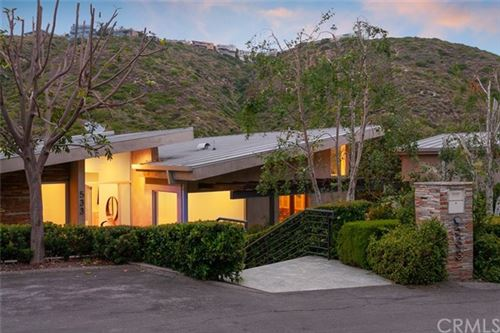 Photo of 533 Temple Hills Drive, Laguna Beach, CA 92651 (MLS # NP20116406)