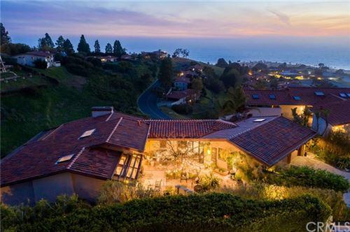 Photo of 1536 Via Leon, Palos Verdes Estates, CA 90274 (MLS # SB21065406)