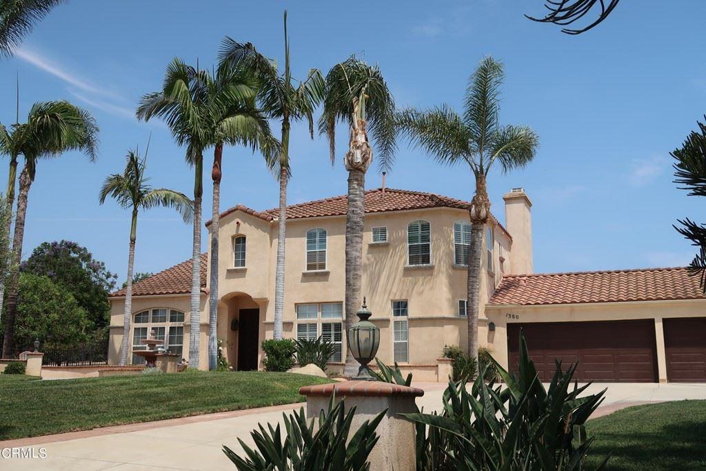 Photo of 1380 Via Latina Drive, Camarillo, CA 93012 (MLS # V1-7406)