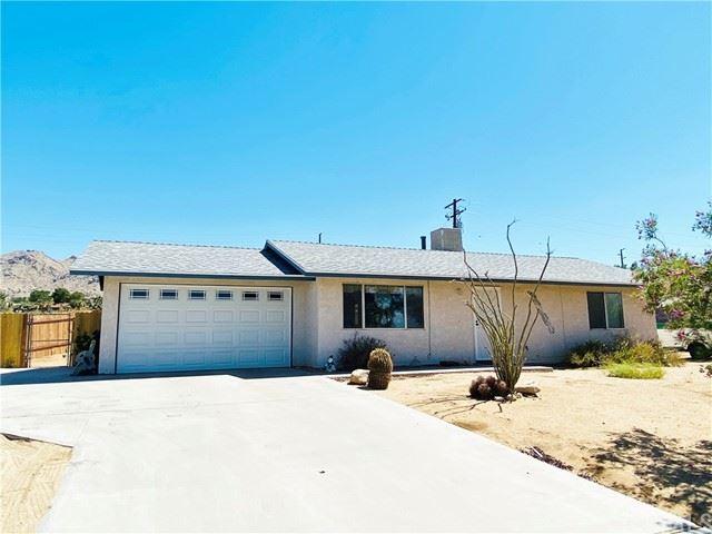 60415 Alta Mesa Drive, Joshua Tree, CA 92252 - MLS#: JT21121407