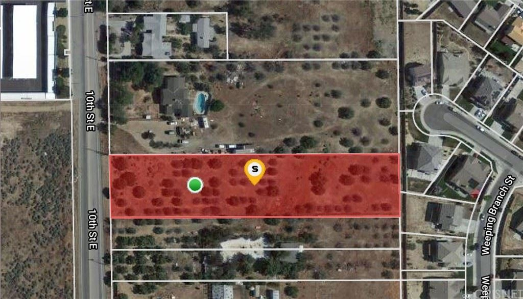 Photo for 0 Vac/10th Ste/Vic S Avenue, Palmdale, CA 93550 (MLS # SR19014407)