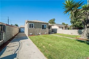 Tiny photo for 623 E 111th Place, Los Angeles, CA 90059 (MLS # DW19193408)