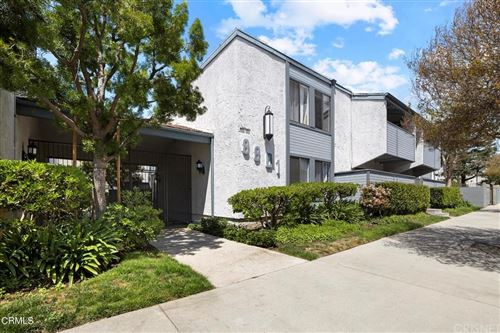 Photo of 8801 Independence Avenue #25, Canoga Park, CA 91304 (MLS # SR21163408)