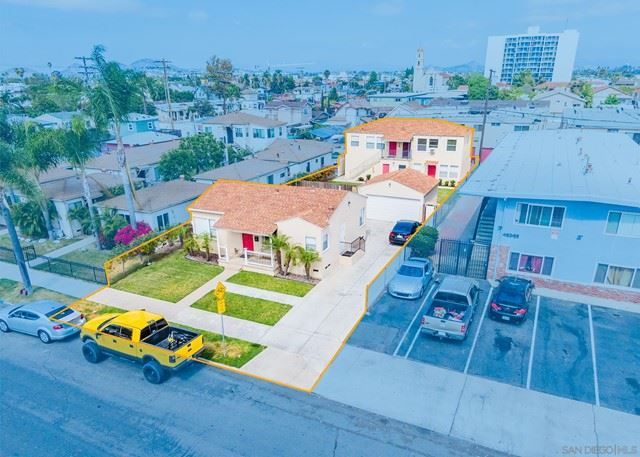 4161 67 Central Avenue, San Diego, CA 92105 - #: 210015408