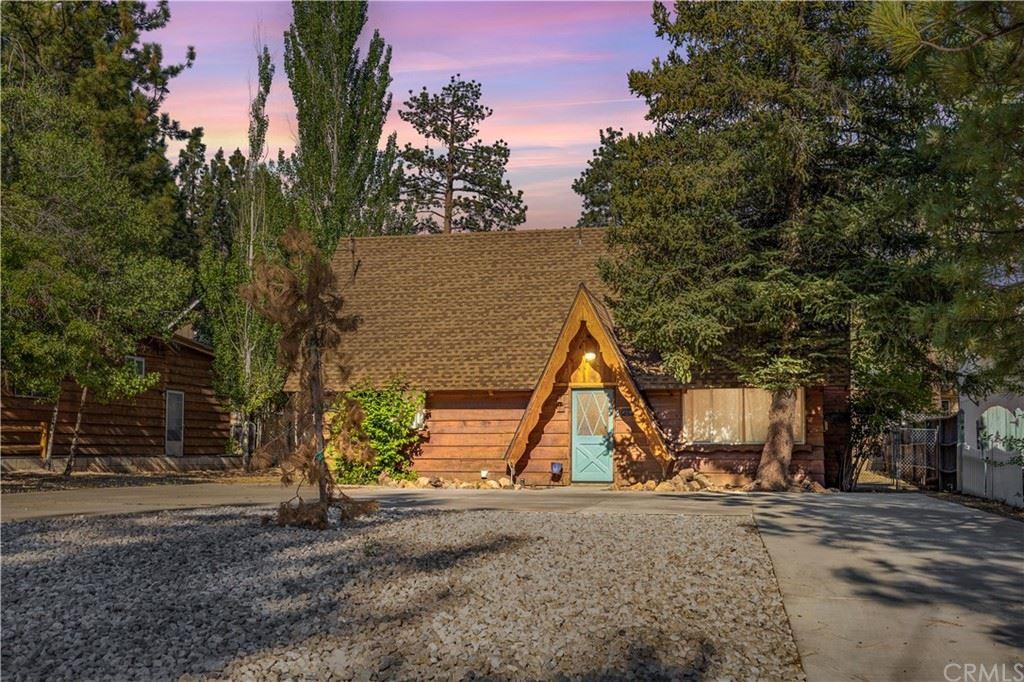 268 Oriole Drive, Big Bear Lake, CA 92315 - MLS#: EV21135408