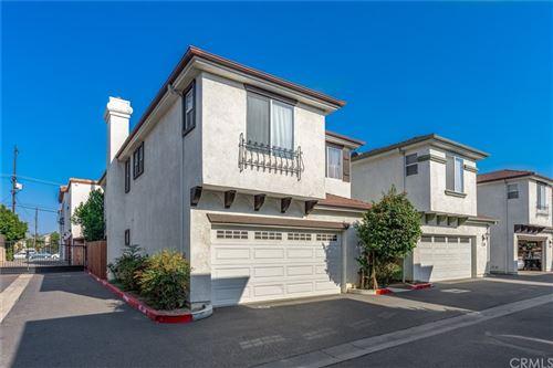 Photo of 6904 Vantage Avenue #127, North Hollywood, CA 91605 (MLS # IG21200409)