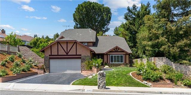30423 Rainbow Crest Drive, Agoura Hills, CA 91301 - #: SR21099409