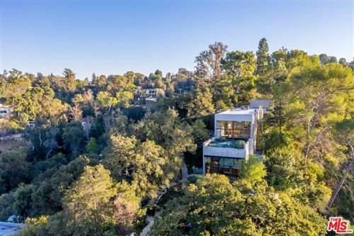 Photo of 3201 Coldwater Canyon Lane, Beverly Hills, CA 90210 (MLS # 21690410)