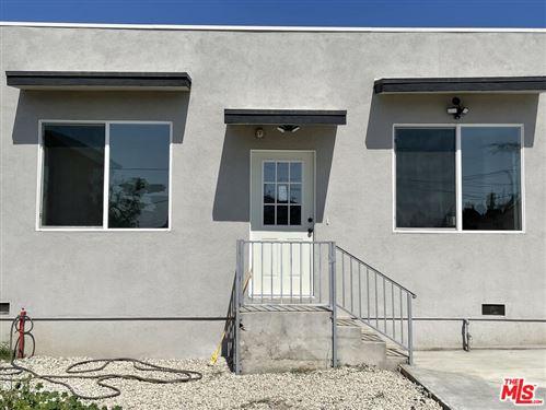 Photo of 10930 Acacia Avenue, Inglewood, CA 90304 (MLS # 21776410)