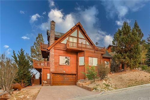 Photo of 351 Glenwood Drive, Big Bear, CA 92315 (MLS # NP21221411)
