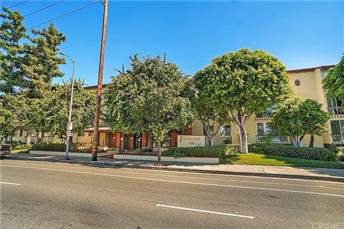 Photo of 12720 Burbank Boulevard #118, Valley Village, CA 91607 (MLS # SR21162411)