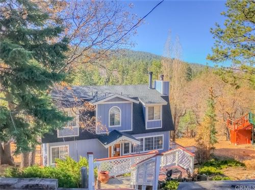 Photo of 43409 Ridgecrest Drive, Big Bear, CA 92315 (MLS # WS20245411)