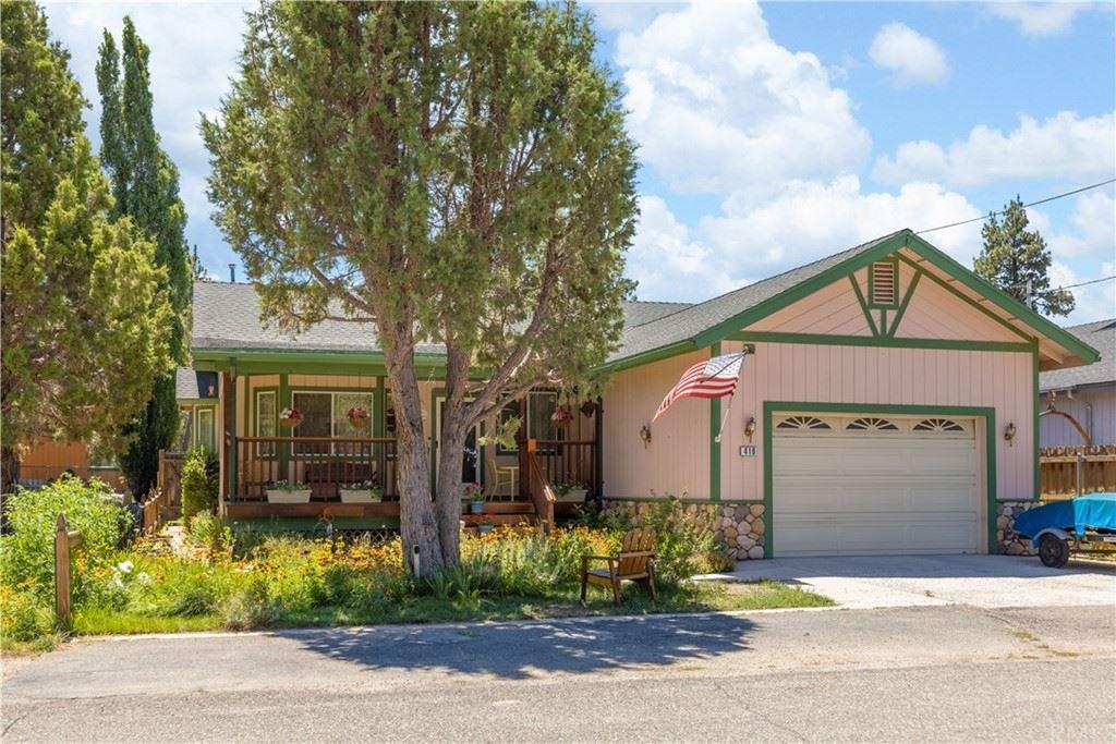416 E Meadow Lane, Big Bear City, CA 92314 - MLS#: EV21184411