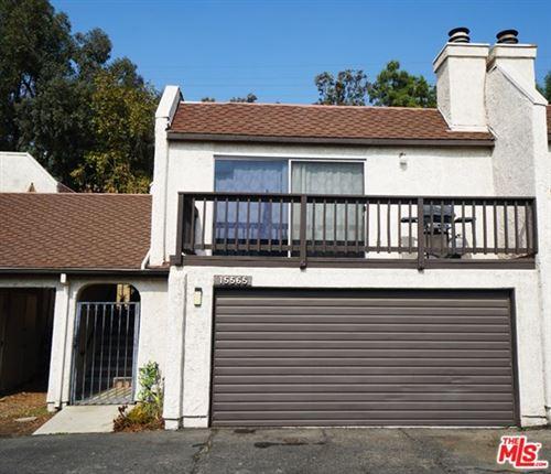 Photo of 15565 Crestview Lane #91, Granada Hills, CA 91344 (MLS # 20646412)