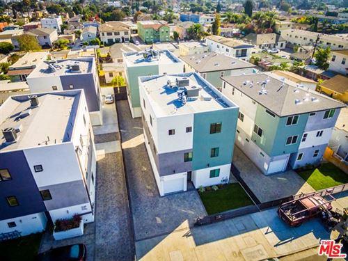 Photo of 2100 N Hauser Boulevard, Los Angeles, CA 90016 (MLS # 20665412)