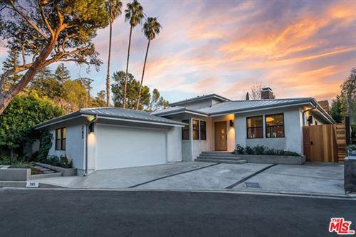 Photo of 765 Marzella Avenue, Los Angeles, CA 90049 (MLS # 21677412)