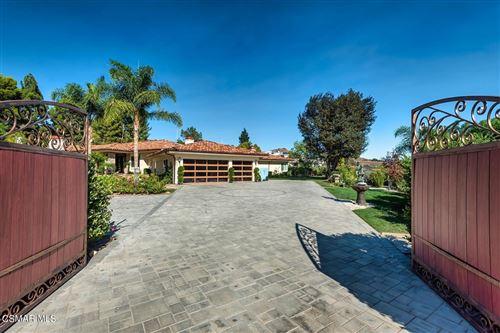 Photo of 2170 Upper Ranch Road, Westlake Village, CA 91362 (MLS # 221005412)