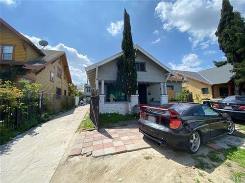 Photo of 600 W 41st Place, Los Angeles, CA 90037 (MLS # SB20067412)