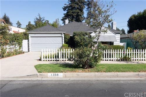 Photo of 1338 Club View Drive, Los Angeles, CA 90024 (MLS # SR20240412)