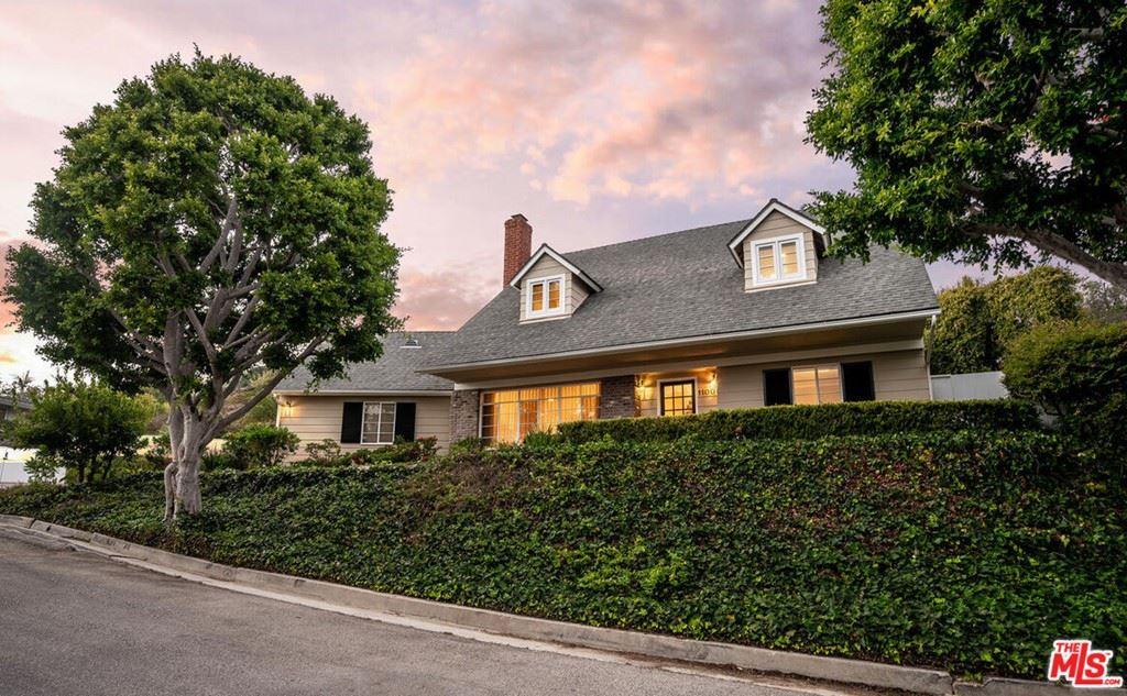 1100 Las Pulgas Place, Pacific Palisades, CA 90272 - MLS#: 21783412
