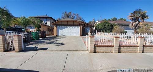 Photo of 14791 Rosemary Avenue, Moreno Valley, CA 92553 (MLS # SW21012413)