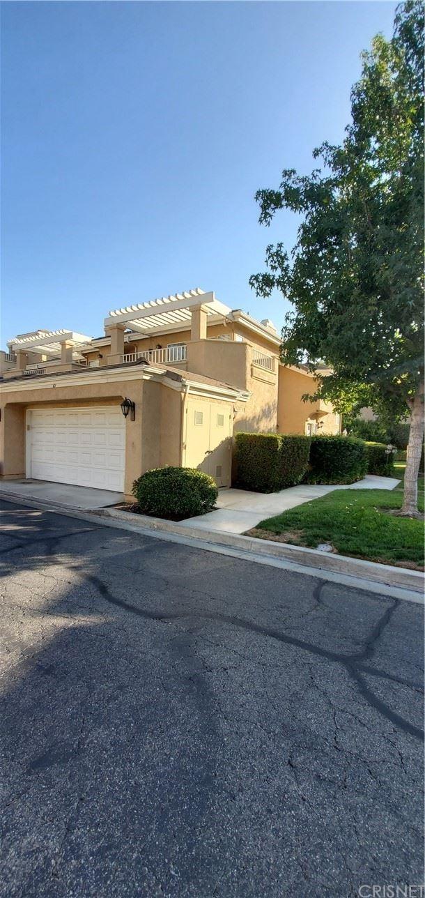 24007 Arroyo Park Drive #61, Valencia, CA 91355 - MLS#: SR21186413