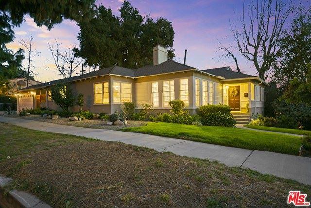 Photo of 1246 N Isabel Street, Glendale, CA 91207 (MLS # 21696414)