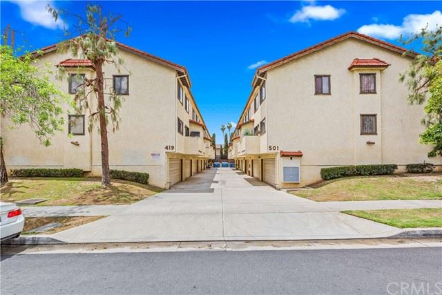 501 N 3rd Street #E, Alhambra, CA 91801 - MLS#: WS21112414