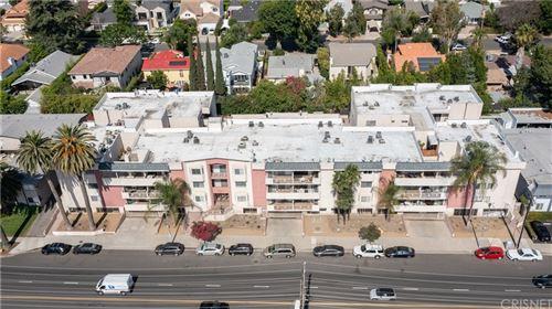 Photo of 4705 Kester Avenue #116, Sherman Oaks, CA 91403 (MLS # SR21227415)