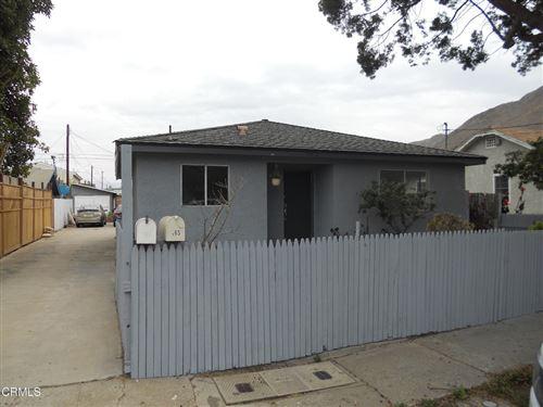 Photo of 163 E Warner Street, Ventura, CA 93001 (MLS # V1-7415)