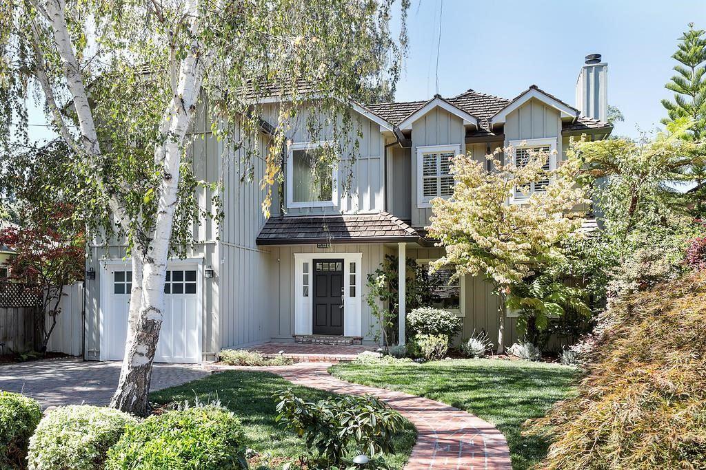 888 Harvard Avenue, Menlo Park, CA 94025 - MLS#: ML81863415
