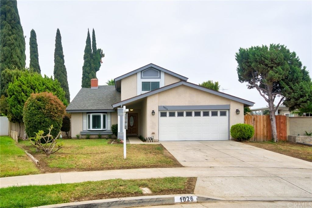 Photo of 1026 Azalea Avenue, Placentia, CA 92870 (MLS # PW21080415)