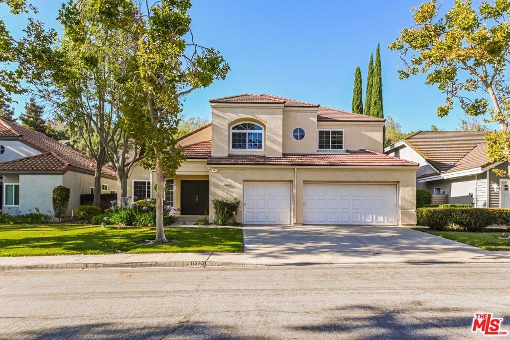 11542 Chestnut Ridge Street, Moorpark, CA 93021 - MLS#: 21765416