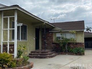 4570 Calico Avenue, Pico Rivera, CA 90660 - MLS#: PW21229416