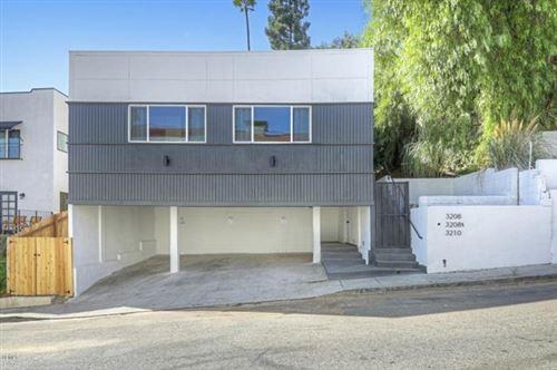 Photo of 3208 Larissa Drive, Los Angeles, CA 90026 (MLS # P1-2417)