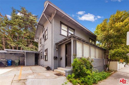 Photo of 1110 N Sweetzer Avenue, West Hollywood, CA 90069 (MLS # 21718418)