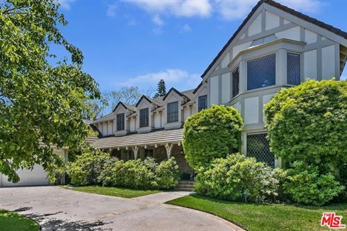 Photo of 16706 Monte Alto Place, Pacific Palisades, CA 90272 (MLS # 21743418)