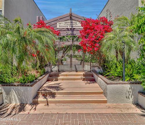 Photo of 21901 Lassen Street #143, Chatsworth, CA 91311 (MLS # 221002418)
