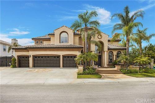 Photo of 3215 Primrose Lane, Yorba Linda, CA 92886 (MLS # PW21137418)