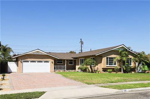 Photo of 521 S Dustin Place, Anaheim, CA 92806 (MLS # PW21201418)