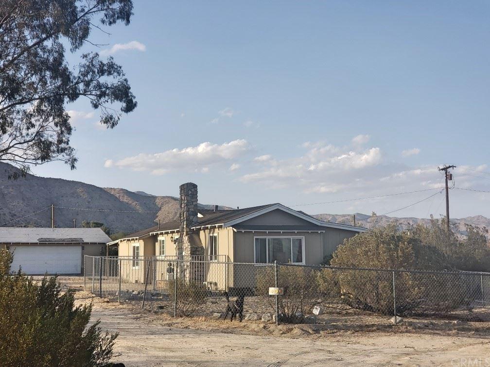 49784 Edison Lane, Morongo Valley, CA 92256 - MLS#: JT21106418