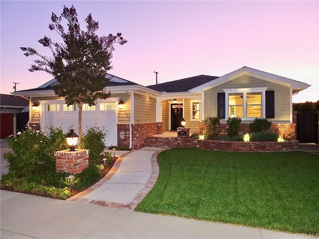 Photo for 11111 Bunker Hill Drive, Los Alamitos, CA 90720 (MLS # PW21202418)