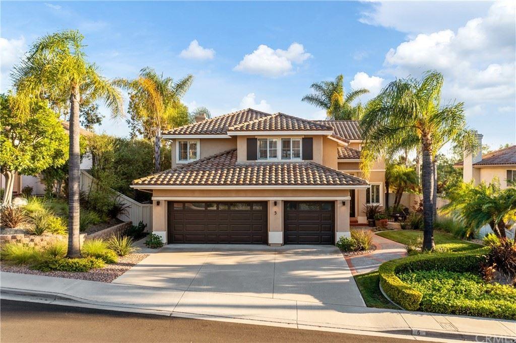 5 Via Arribo, Rancho Santa Margarita, CA 92688 - MLS#: SW21164418